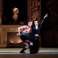 – Alexander Korobko und Anna Yanchuk © Christina Canaval