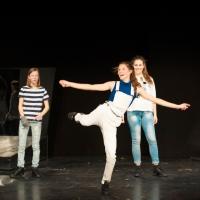 – Anna-Sophie Pogany, Johanna Klaushofer, Louise Dorner und Maria Casassas © Anna-Maria Löffelberger
