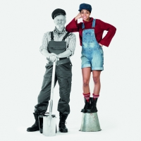 – Jim Knopf und Lukas der Lokomotivführer © Christina Canaval