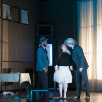 – Elliott Carlton Hines, Hannah Bradbury und Raimundas Juzuitis (1. Teil) © Anna-Maria Löffelberger