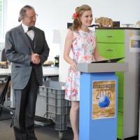Walter Sachers und Julienne Pfeil