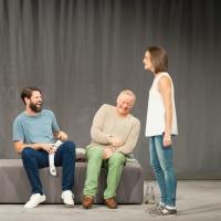 – Britta Bayer, Gregor Weisgerber, Axel Meinhardt und Hanna Kastner © Anna-Maria Löffelberger