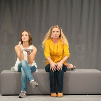 – Hanna Kastner und Britta Bayer © Anna-Maria Löffelberger