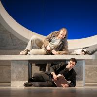 – Christoph Strehl und Emilio Pons © Anna-Maria Löffelberger