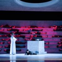 – Franz Supper, Emilio Pons und Chor © Anna-Maria Löffelberger