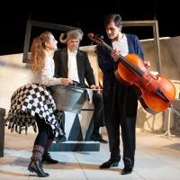 – Janina Raspe, Marcus Bluhm und Hanno Waldner © Anna-Maria Löffelberger
