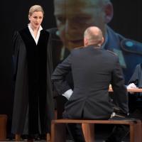 – Julienne Pfeil und Georg Clementi © Anna-Maria Löffelberger