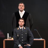 – Gregor Schleuning und Christoph Wieschke © Anna-Maria Löffelberger