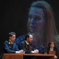 – Gregor Schleuning, Sascha Oskar Weis, Nikola Rudle und Eva Christine Just © Anna-Maria Löffelberger