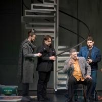 – Raimundas Juzuitis, Luciano Ganci, Einer Th. Gudmundsson, David Pershall und Elliott Carlton Hines © Anna-Maria Löffelberger