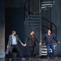– Raimundas Juzuitis, Luciano Ganci, David Pershall und Elliott Carlton Hines © Anna-Maria Löffelberger