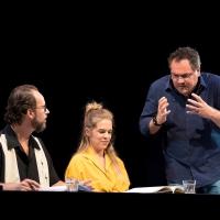 – Sascha Oskar Weis, Nikola Rudle, Christoph Wieschke und Britta Bayer © Anna-Maria Löffelberger