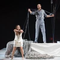 – Anne-Fleur Werner und George Humphreys © Anna-Maria Löffelberger
