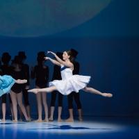– Anna Yanchuk, Karine de Matos und Ensemble © Anna-Maria Löffelberger