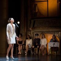 Sophie Berner und Ensemble