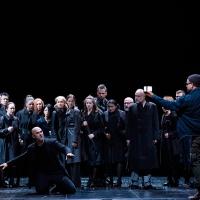– Marian Pop, Kristofer Lundin und Chor © Anna-Maria Löffelberger