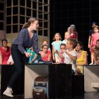 – Clara Stein, Tamara Ivaniš und Salzburger Festspiele und Theater Kinderchor © Anna-Maria Löffelberger