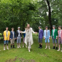 – George Humphreys und Salzburger Festspiele und Theater Kinderchor © Anna-Maria Löffelberger