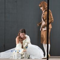 – Genia Maria Karasek und Britta Bayer © Anna-Maria Löffelberger