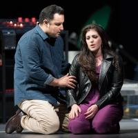 – Abdellah Lasri und Shelley Jackson © Anna-Maria Löffelberger