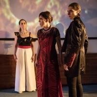 – Daniela Nuzzoli, Beatrice Stella und Sara Cappellini Maggiore © Christina Baumann-Canaval