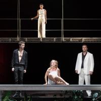 – Elisa Afie Agbaglah, Gregor Schulz, Nikola Rudle und Christoph Wieschke © Anna-Maria Löffelberger