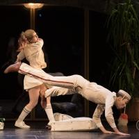 – Katie Coventry und Tänzer © Anna-Maria Löffelberger