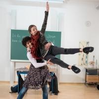 – Pedro Pires und Karine de Matos © Anna-Maria Löffelberger