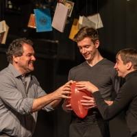 – Christoph Wieschke, Gregor Schulz und Tim Oberließen © Tobias Witzgall