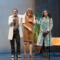 – Marco Dott, Tim Oberließen und Elisa Afie Agbaglah © Anna-Maria Löffelberger