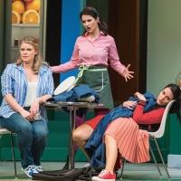 – Hailey Clark, Laura Nicorescu und Shahar Lavi © Anna-Maria Löffelberger
