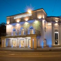 – Ansicht Landestheater © Anna-Maria Löffelberger
