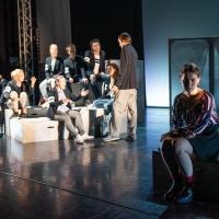 – Schauspieljugendclub MITTENDRIN © Tobias Witzgall