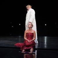 – Ben Becker und Nikola Rudle © Christina Baumann-Canaval