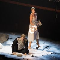 – Jacquelyn Wagner und Benjamin Bruns © Anna-Maria Löffelberger