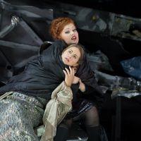 – Miina-Liisa Värelä und Jacquelyn Wagner © Anna-Maria Löffelberger