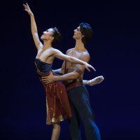 – Mikino Karube & Klevis Neza, Ballett des Salzburger Landestheaters © Yenney Rojas Pérez