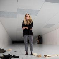 – Britta Bayer, Sabrina Amali © Tobias Witzgall