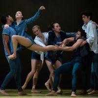 – Diego da Cunha, Karine de Matos, Iure de Castro und Ensemble © Anna-Maria Löffelberger