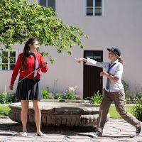 – Larissa Enzi und Nikola Jaritz-Rudle © Anna-Maria Löffelberger