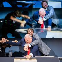 – Axel Meinhardt und Alessandro Visentin © Tobias Witzgall / SLT
