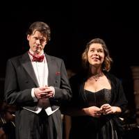 – Raimundas Juzuitis und Olga Levtcheva © Anna-Maria Löffelberger