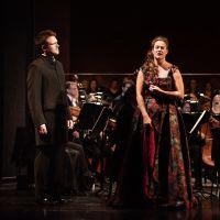 – Luke Sinclair und Anne-Fleur Werner © Anna-Maria Löffelberger