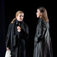 – Julienne Pfeil und Genia Maria Karasek © Anna-Maria Löffelberger