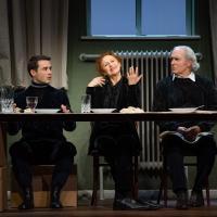 – Aaron Röll, Elisabeth Rath und August Zirner © Anna-Maria Löffelberger