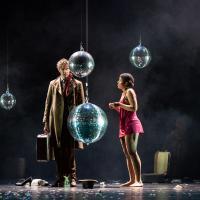 – Gregor Schulz (Clifford Bradshaw) und Sophie Mefan (Sally Bowles) © Anna-Maria Löffelberger