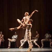 – Larissa Mota und Paulo Muniz, Ensemble © Tobias Witzgall / SLT
