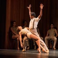 – Karine de Matos und Diego da Cunha, Ensemble © Tobias Witzgall / SLT