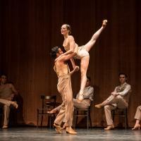 – Iure de Castro und Harriet Mills, Ensemble © Tobias Witzgall / SLT