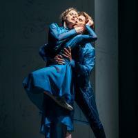 – Harriet Mills (Anna Karenina), Klevis Neza (Wronski) © SLT / Anna-Maria Löffelberger